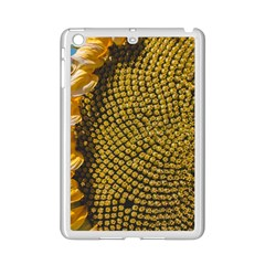 Sunflower Bright Close Up Color Disk Florets Ipad Mini 2 Enamel Coated Cases