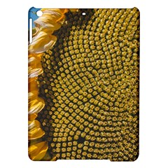Sunflower Bright Close Up Color Disk Florets Ipad Air Hardshell Cases