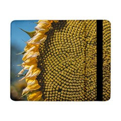 Sunflower Bright Close Up Color Disk Florets Samsung Galaxy Tab Pro 8 4  Flip Case