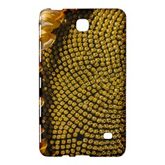 Sunflower Bright Close Up Color Disk Florets Samsung Galaxy Tab 4 (7 ) Hardshell Case