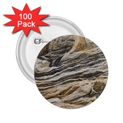Rock Texture Background Stone 2 25  Buttons (100 Pack)