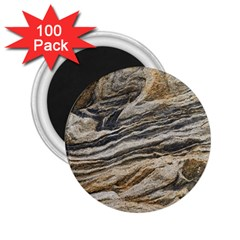 Rock Texture Background Stone 2 25  Magnets (100 Pack)