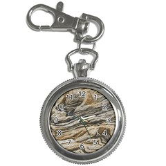 Rock Texture Background Stone Key Chain Watches