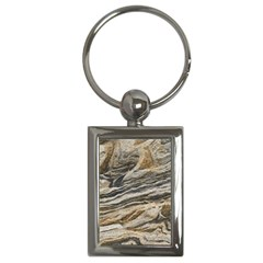 Rock Texture Background Stone Key Chains (rectangle)