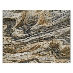 Rock Texture Background Stone Rectangular Jigsaw Puzzl