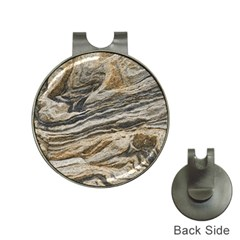 Rock Texture Background Stone Hat Clips With Golf Markers