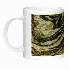 Rock Texture Background Stone Night Luminous Mugs