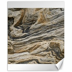 Rock Texture Background Stone Canvas 16  X 20