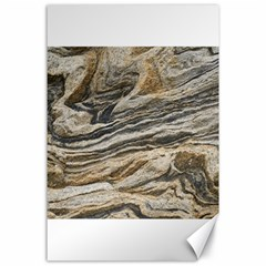Rock Texture Background Stone Canvas 24  X 36