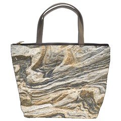 Rock Texture Background Stone Bucket Bags