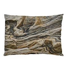 Rock Texture Background Stone Pillow Case