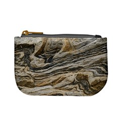 Rock Texture Background Stone Mini Coin Purses