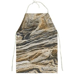 Rock Texture Background Stone Full Print Aprons
