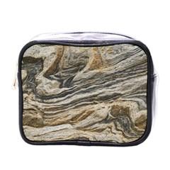 Rock Texture Background Stone Mini Toiletries Bags