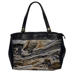 Rock Texture Background Stone Office Handbags