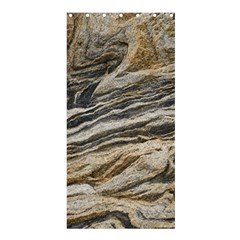 Rock Texture Background Stone Shower Curtain 36  X 72  (stall)