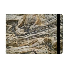 Rock Texture Background Stone Apple Ipad Mini Flip Case