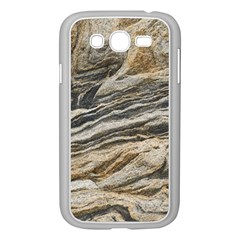 Rock Texture Background Stone Samsung Galaxy Grand Duos I9082 Case (white)