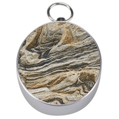 Rock Texture Background Stone Silver Compasses
