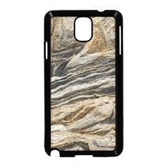 Rock Texture Background Stone Samsung Galaxy Note 3 Neo Hardshell Case (black)