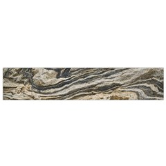 Rock Texture Background Stone Flano Scarf (small)