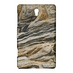 Rock Texture Background Stone Samsung Galaxy Tab S (8.4 ) Hardshell Case
