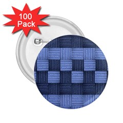 Texture Structure Surface Basket 2 25  Buttons (100 Pack)