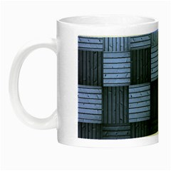 Texture Structure Surface Basket Night Luminous Mugs