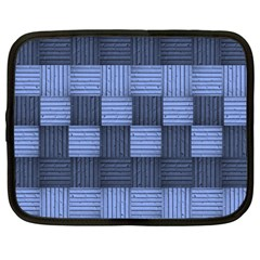 Texture Structure Surface Basket Netbook Case (large)