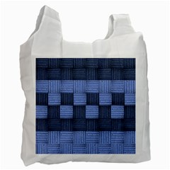 Texture Structure Surface Basket Recycle Bag (one Side)