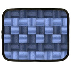 Texture Structure Surface Basket Netbook Case (xxl)