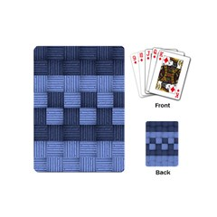 Texture Structure Surface Basket Playing Cards (mini)