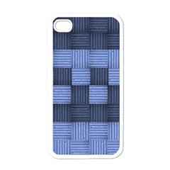 Texture Structure Surface Basket Apple Iphone 4 Case (white)