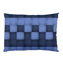 Texture Structure Surface Basket Pillow Case (two Sides)