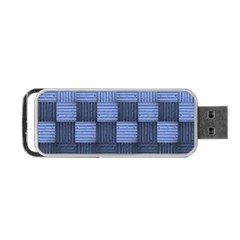 Texture Structure Surface Basket Portable Usb Flash (one Side)