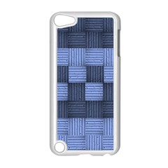 Texture Structure Surface Basket Apple iPod Touch 5 Case (White)