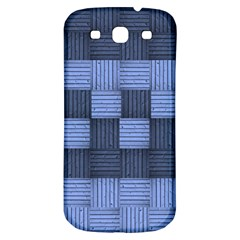 Texture Structure Surface Basket Samsung Galaxy S3 S Iii Classic Hardshell Back Case