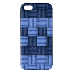Texture Structure Surface Basket Apple Iphone 5 Premium Hardshell Case