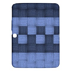 Texture Structure Surface Basket Samsung Galaxy Tab 3 (10 1 ) P5200 Hardshell Case
