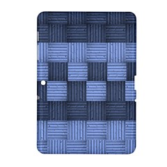 Texture Structure Surface Basket Samsung Galaxy Tab 2 (10 1 ) P5100 Hardshell Case