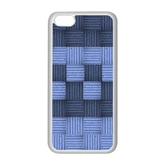 Texture Structure Surface Basket Apple Iphone 5c Seamless Case (white)