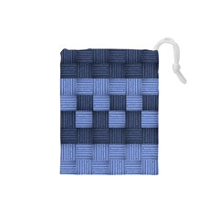Texture Structure Surface Basket Drawstring Pouches (small)