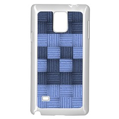 Texture Structure Surface Basket Samsung Galaxy Note 4 Case (white)