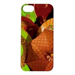 Umbrellas Parasols Design Rain Apple Iphone 5s/ Se Hardshell Case