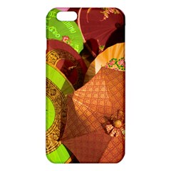 Umbrellas Parasols Design Rain Iphone 6 Plus/6s Plus Tpu Case