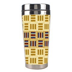 Textile Texture Fabric Material Stainless Steel Travel Tumblers