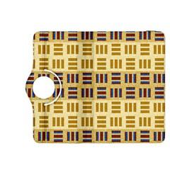 Textile Texture Fabric Material Kindle Fire Hdx 8 9  Flip 360 Case