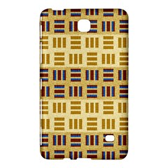 Textile Texture Fabric Material Samsung Galaxy Tab 4 (7 ) Hardshell Case