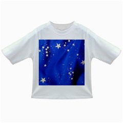 The Substance Blue Fabric Stars Infant/toddler T Shirts