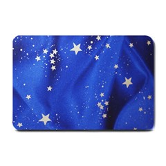 The Substance Blue Fabric Stars Small Doormat